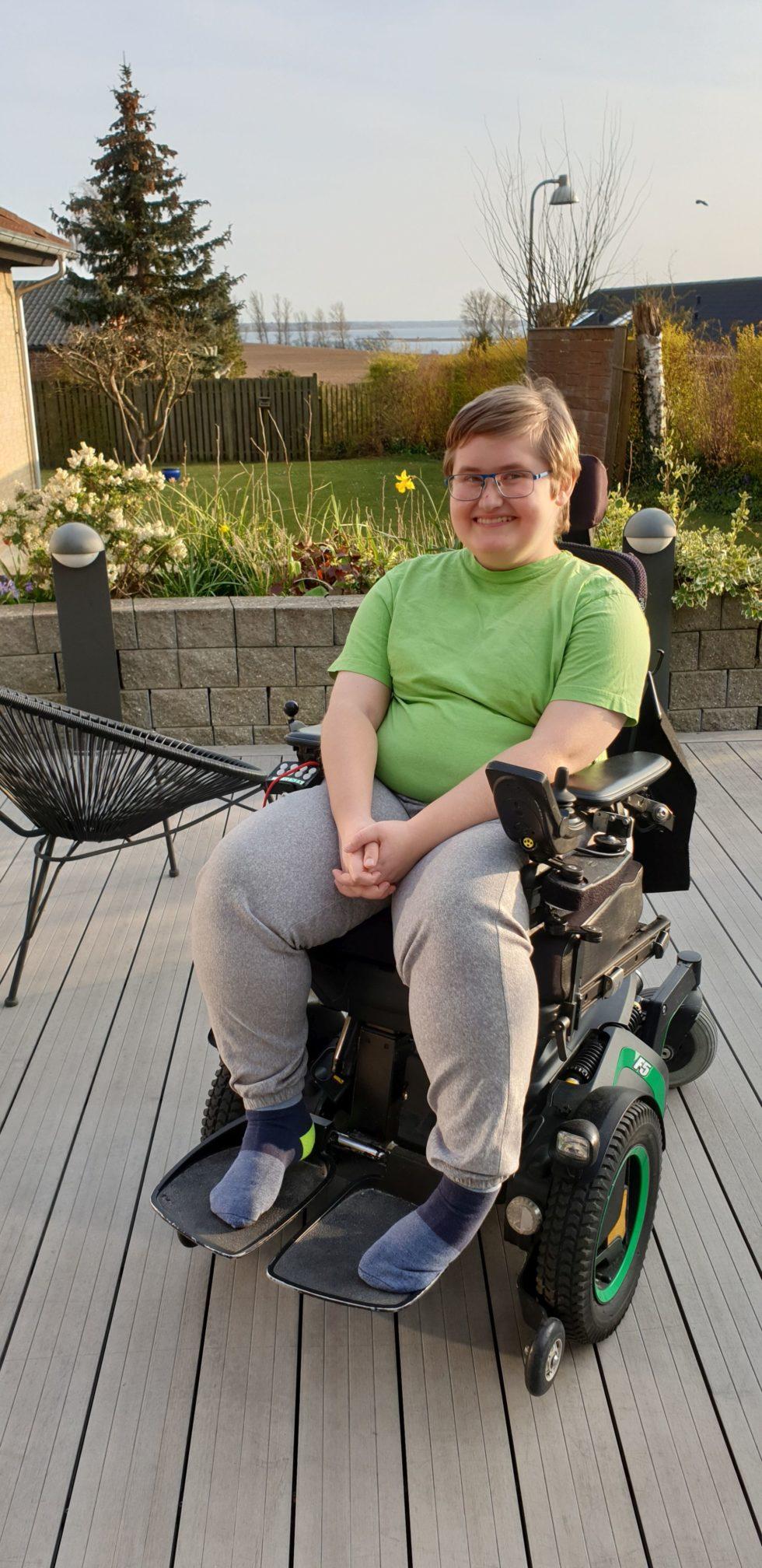 15-årige Troels Skalkam var glad for ændringerne, der blev varslet om idrætseksamen ved folkeskolens afgangseksamen.