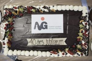 Muskelsvindfondens største netværksgruppe, diagnosen Myastenia Gravis, har 40 års jubilæum og det fejres 9. november i Aarhus.