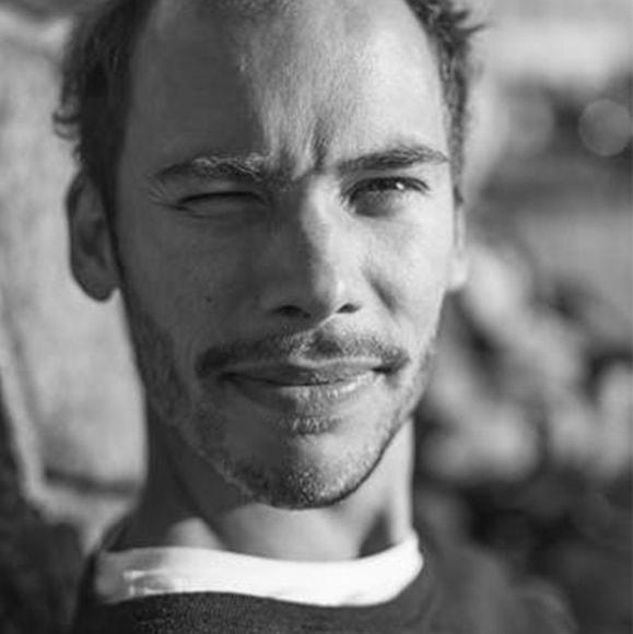 Carl-Christian Riesta spiller Vitello. Foto: Anders Krüger