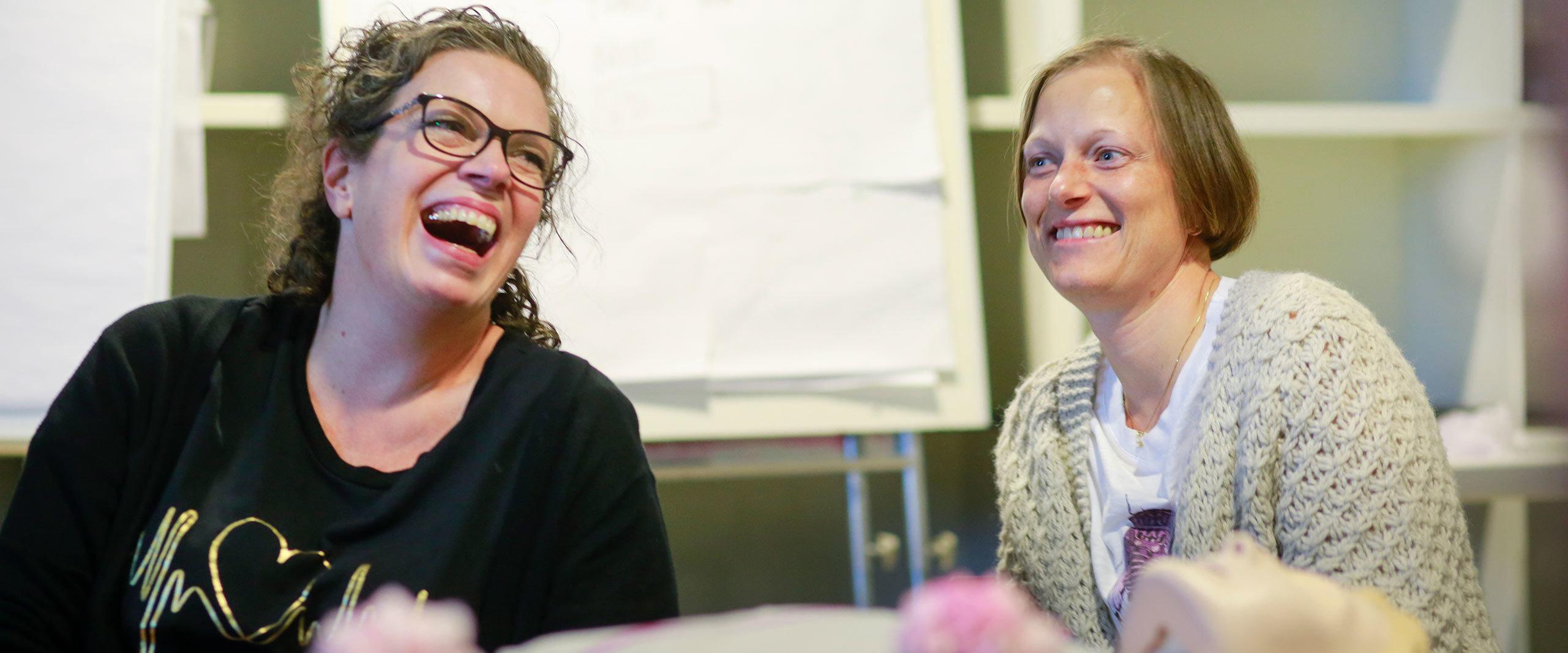 AnneMette Warberg til Førstehjælpskursus med xx